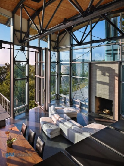 ویلا West_Seattle_Residence